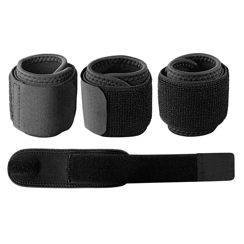 2x Handbandage Handgelenk Bandage Klettverschluss Gelenk Stütze Sport Bandage
